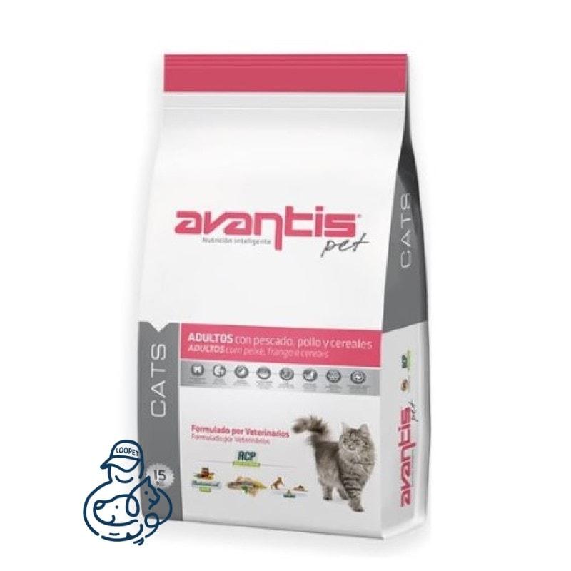 غذای خشک گربه آوانتیس