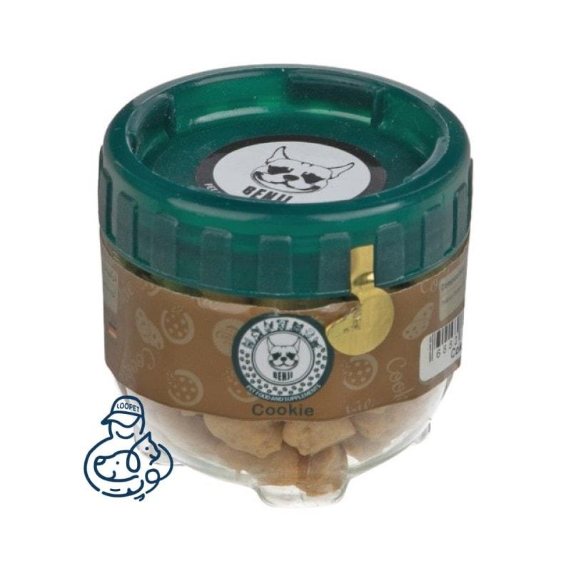 غذای خشک سگ بنجی کوکی