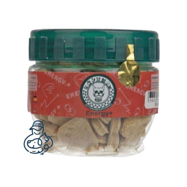 غذای خشک سگ بنجی انرژی پلاس