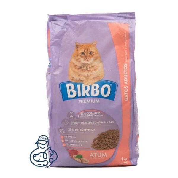 غذای خشک گربه بیربو