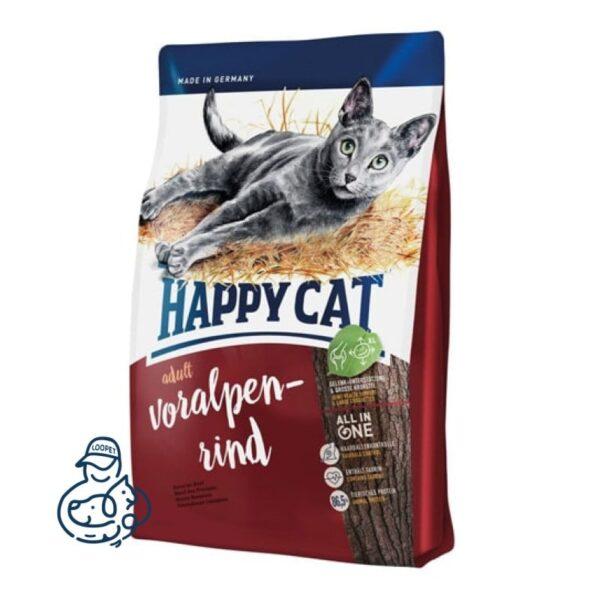 غذای خشک گربه هپی کت ورالپن