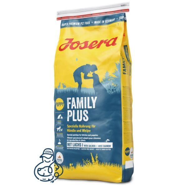 غذای خشک سگ جوسرا مدل فمیلی پلاس جوزرا
