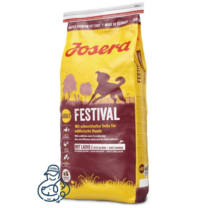 غذای خشک سگ جوسرا مدل فستیوال جوزرا