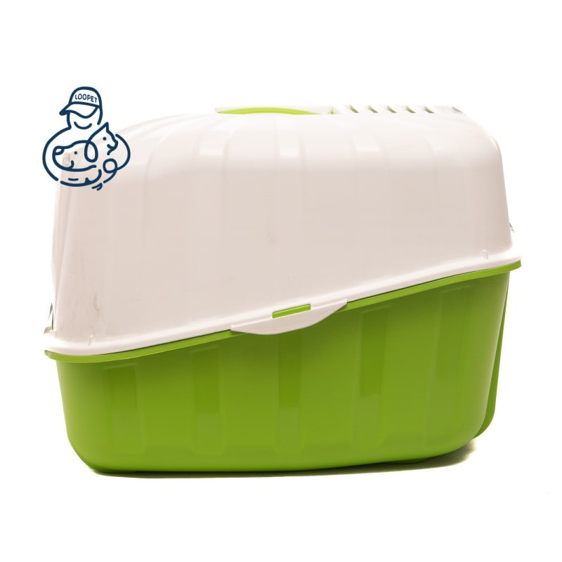litter box green 2