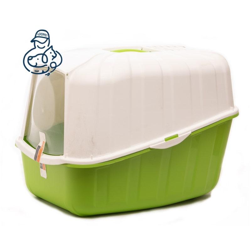 litter box green 3