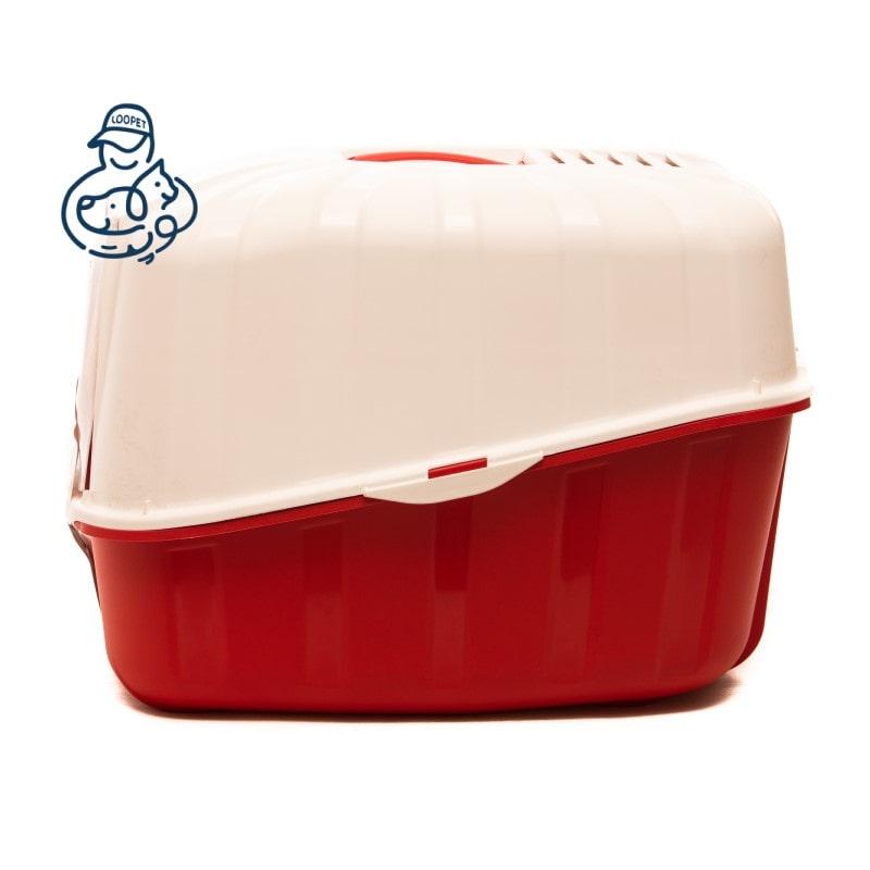 litter box red 1