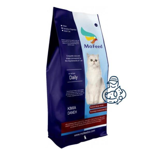 غذای خشک گربه بالغ مفید