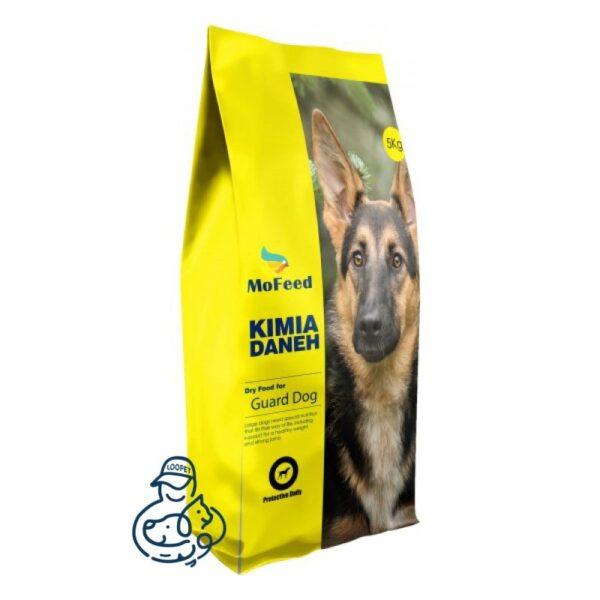 غذای خشک سگ نگهبان مفید
