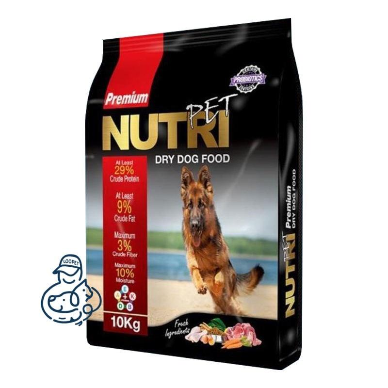 غذای خشک سگ نوتری پت پریمیوم