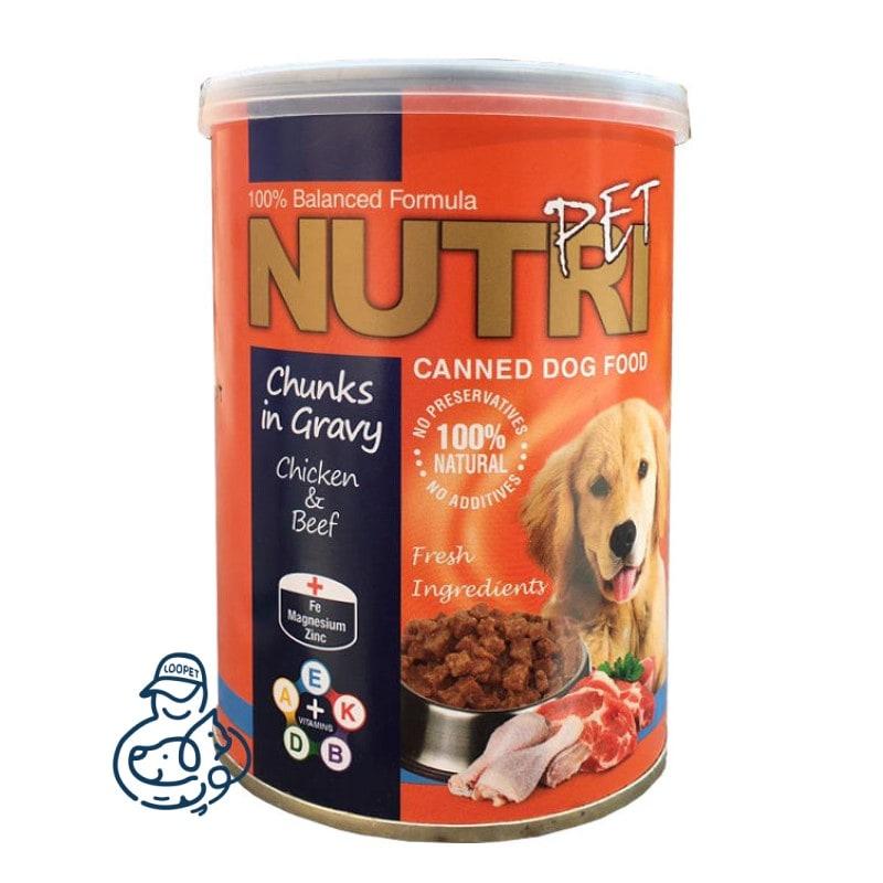 nutri canned dog 5 min