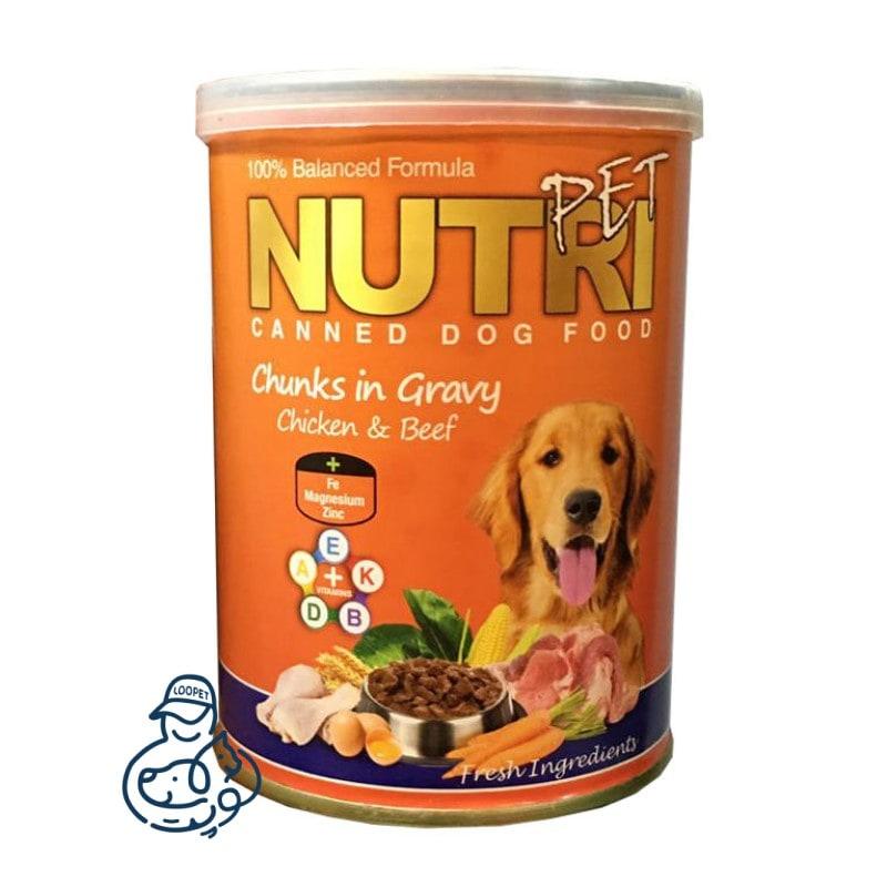 nutri canned dog 6 min