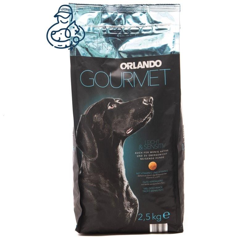 غذای خشک سگ اورلاندو