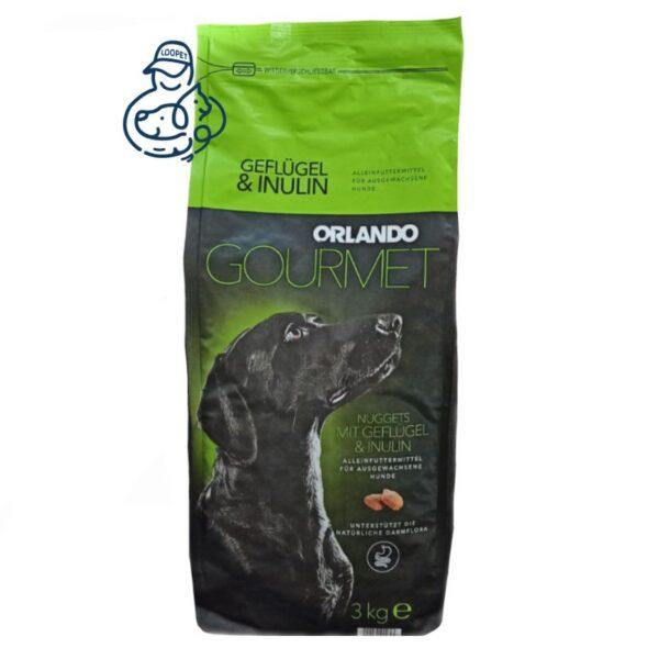 غذای خشک سگ بالغ اورلاندو