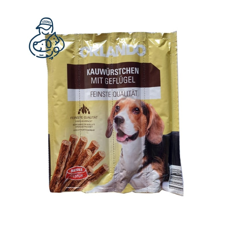 orlando dog stick treat 1 min