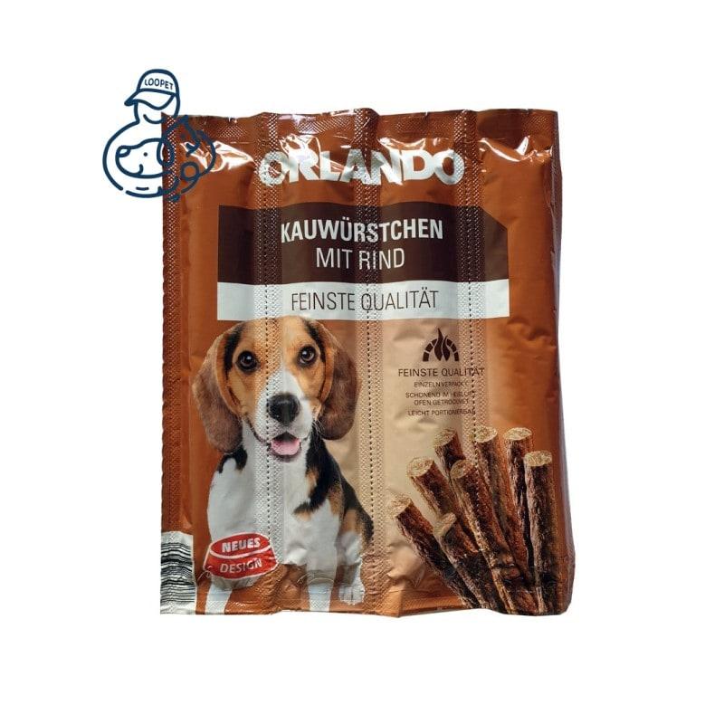 orlando dog stick treat 2 min