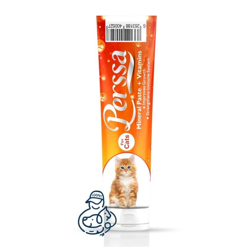 خمیر گربه پرسا ویتامینه