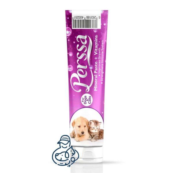 خمیر سگ و گربه پرسا ویتامینه