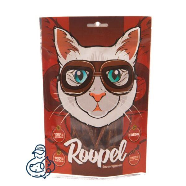تشویقی گربه روپل مرغ استریپس