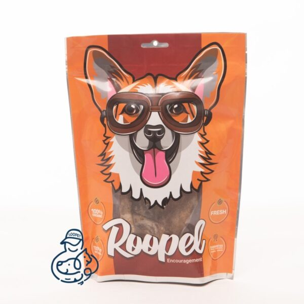 تشویقی سگ روپل با طعم گوش گاو