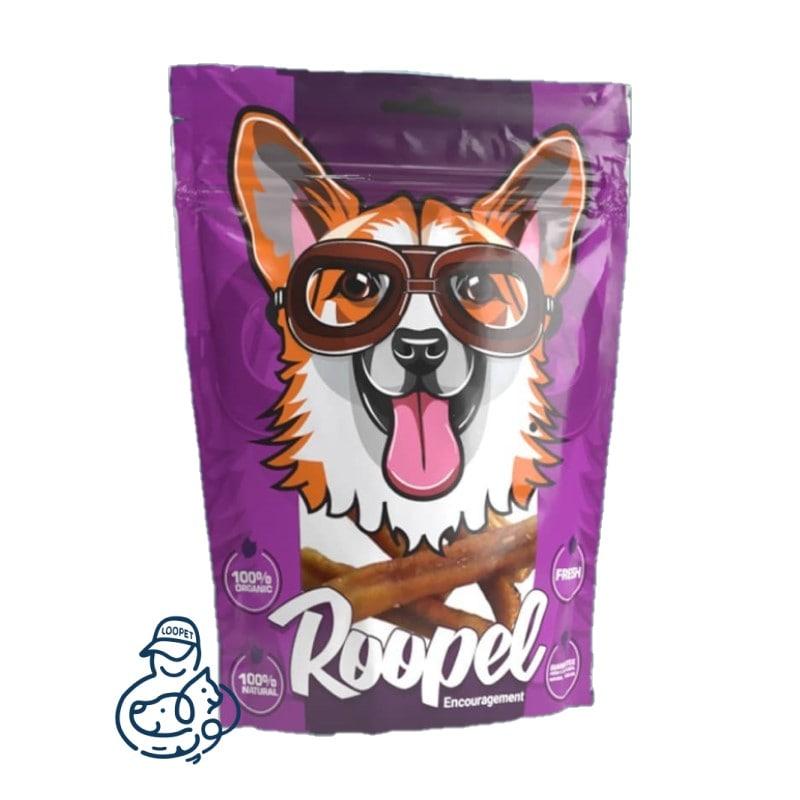 تشویقی سگ روپل تهیه شده از نرینه گاو