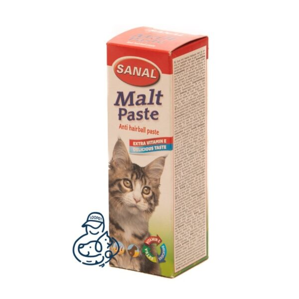 خمیر مالت گربه سانال