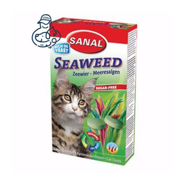 قرص تشویقی گربه سانال