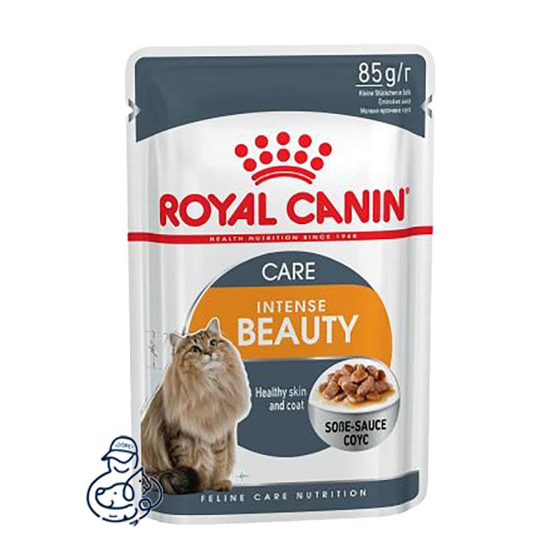 پوچ گربه رویال کنین سلامت پوست و مو