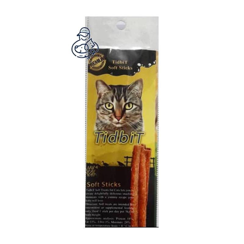 تشویقی مدادی گربه تیدبیت