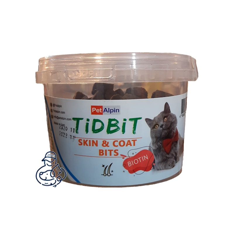 tidbit skin coat bits min